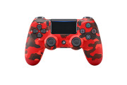 PlayStation 4 (PS4) Dualshock 4 ovládač (Red Camouflage) PS4