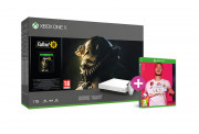 Xbox One X 1TB Robot White Special Edition + Fallout 76 + FIFA 20 Xbox One