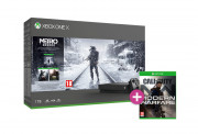 Xbox One X 1TB Metro Saga Bundle + Call of Duty: Modern Warfare (2019) Xbox One