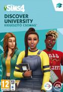 The Sims 4 Discover University (Doplnok)
