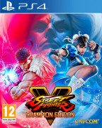 Street Fighter V: Champion Edition PS4