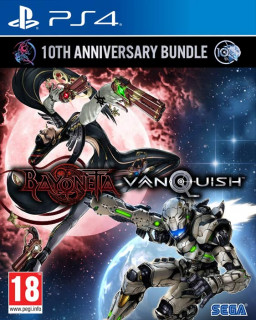 Bayonetta & Vanquish 10th Anniversary Bundle PS4