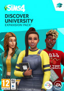 The Sims 4 Discover University (Doplnok)