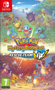 Pokémon Mystery Dungeon: Rescue Team DX Switch
