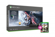 Xbox One X 1TB + Star Wars Jedi: Fallen Order + The Division 2 Xbox One