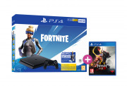 PlayStation 4 (PS4) Slim 500GB + Fortnite Neo Versa Bundle + Nioh 2 PS4