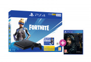 PlayStation 4 (PS4) Slim 500GB + Fortnite Neo Versa Bundle + Death Stranding PS4