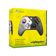 Xbox bezdrôtový ovládač (Cyberpunk 2077 Limited Edition)