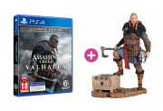 Assassin's Creed Valhalla Ultimate Edition + Eivor figúrka PS4
