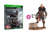 Assassin's Creed Valhalla Ultimate Edition + Eivor figúrka Xbox One