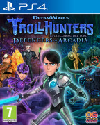 Trollhunters: Defenders of Arcadia PS4