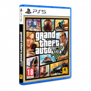 Grand Theft Auto V (GTA5) PS5