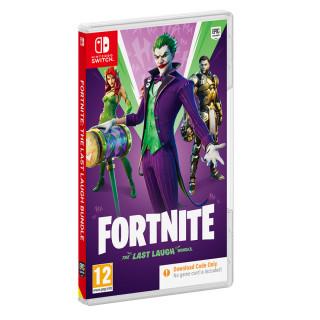Fortnite: The Last Laugh Bundle Switch