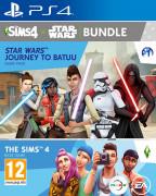 The Sims 4 + Star Wars Journey to Batuu