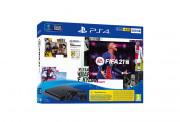 PlayStation 4 (PS4) Slim 500GB + FIFA 21 + DualShock 4 ovládač