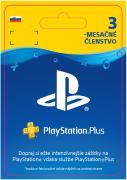 ESD SK - PlayStation Plus členstvo na 3 mesiacov (PS Plus) - SK (Kód na stiahnutie) PS4