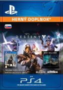 ESD SK PS4 - Destiny: The Taken King (Kód na stiahnutie)