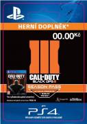 ESD SK PS4 - Call of Duty®: Black Ops III - Season Pass (Kód na stiahnutie)