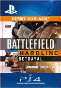 ESD SK PS4 - Battlefield Hardline Betrayal (Kód na stiahnutie)