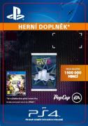 ESD SK PS4 - 1,500,000 Mega Coins Pack (Kód na stiahnutie)