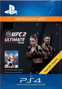 ESD SK PS4 - EA SPORTS UFC® 2 - 1050 UFC POINTS (Kód na stiahnutie)