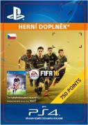 ESD SK PS4 - 750 FIFA Points (Kód na stiahnutie) PS4