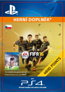 ESD SK PS4 - 4,600 FIFA Points (Kód na stiahnutie) PS4