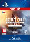 ESD SK PS4 - Battlefield 1 Early Enlister Deluxe Edition (Kód na stiahnutie)