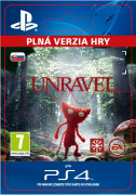 ESD SK PS4 - Unravel (Kód na stiahnutie) PS4