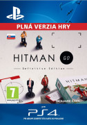 ESD SK PS4 - Hitman GO: Definitive Edition (Kód na stiahnutie) PS4