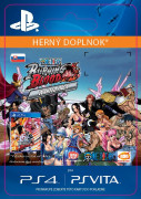 ESD SK PS4 -One Piece Burning Blood - WANTED PACK (Kód na stiahnutie)