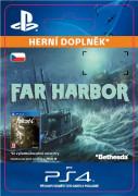 ESD SK PS4 - Fallout 4: Far Harbor (Kód na stiahnutie)