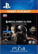 ESD SK PS4 - Mortal Kombat X XL Pack (Kód na stiahnutie)