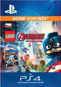ESD SK PS4 - LEGO® Marvel's Avengers Season Pass (Kód na stiahnutie)