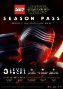 ESD SK PS4 -LEGO® Star Wars: The Force Awakens Season Pass (Kód na stiahnutie) PS4
