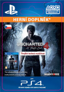 ESD SK PS4 - Uncharted 4: A Thief's End Triple Pack Expansion (Kód na stiahnutie)