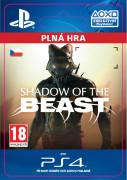 ESD SK PS4 - Shadow of the Beast (Kód na stiahnutie)