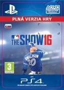 ESD SK PS4 - MLB® The Show 16 (Kód na stiahnutie)