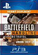 ESD SK PS3 - Battlefield Hardline Betrayal (Kód na stiahnutie)