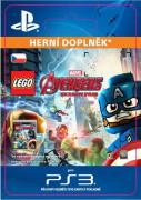 ESD SK PS3 - LEGO® Marvel's Avengers Season Pass (Kód na stiahnutie)