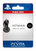 ESD SK PS Vita - Hitman GO: Definitive Edition (Kód na stiahnutie) PS4