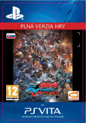 ESD SK PS Vita - MOBILE SUIT GUNDAM EXTREME VS-FORCE (Kód na stiahnutie)