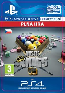 ESD SK PS4 - Hustle Kings VR (Kód na stiahnutie) PS4