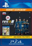 ESD SK PS4 - 4600 FIFA 17 Points Pack (Kód na stiahnutie) PS4