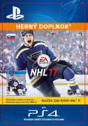 ESD SK PS4 - 2200 NHL Points Pack (Kód na stiahnutie)
