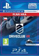 ESD SK PS4 - DRIVECLUB VR (Kód na stiahnutie)