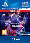 ESD SK PS4 - PlayStation VR Worlds (Kód na stiahnutie)