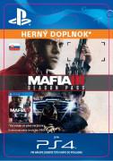 ESD SK PS4 - Mafia III Season Pass (Kód na stiahnutie)