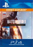 ESD SK PS4 - Battlefield 1 Premium Pass (Kód na stiahnutie)