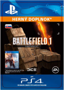 ESD SK PS4 - Battlefield 1 Battlepacks x 5 (Kód na stiahnutie) PS4